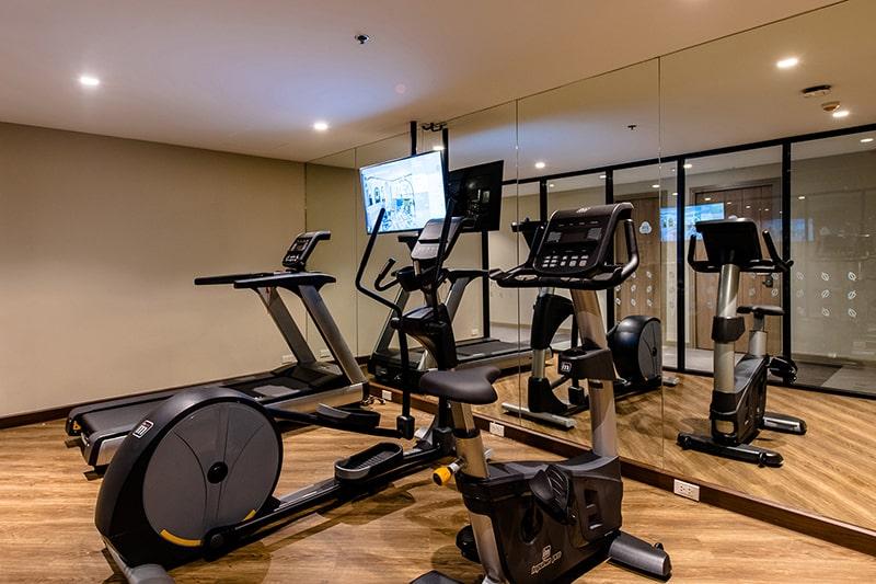 Lam Sun Fitness Room